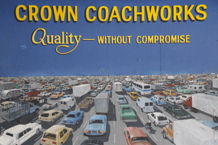 Looking for quality auto body repairs in Los Angeles, California?  Crown Coachworks is at your service.