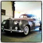 What beautiful curves on this RollsRoyce! Cars Driving