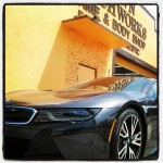 Got into an accident with your BMW i8? We arehellip