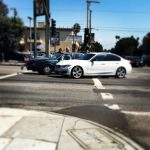 Stay safe out there! cars driving gotinanaccident traffic losangeles travel