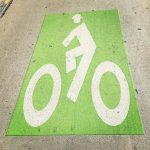 Bike Lane cars driving traffic gotinanaccident losangeles travel