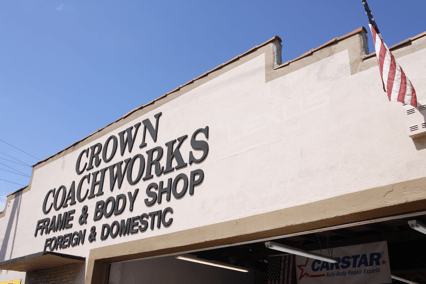 At Crown Coachworks Auto Body & Paint we take pride in service and quality of repairs. We are here to be of service to you.
