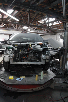 Quality without compromise is not just a motto.  It is what we strive for every day when fixing your car.